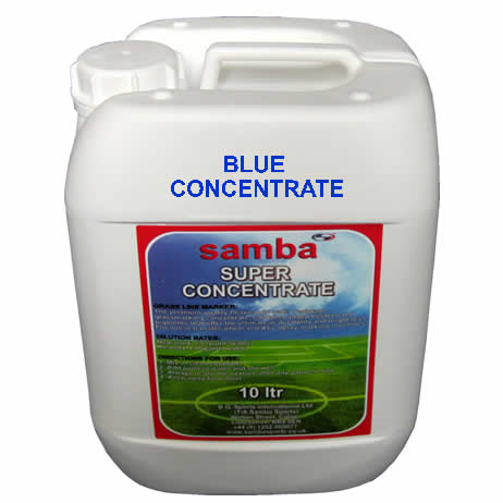 Samba BLUE Super Concentrate Line Marking Compound