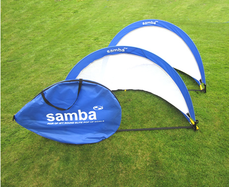Samba Pop Up  Goal 4ft - 1 pair
