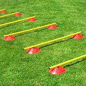 """Agility Hurdle Cone Set - 2"""""""