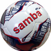 Mitre Samba Impel Training Football