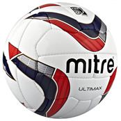 Mitre Ultimax Match Football