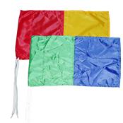 Corner Flags 2 Colour Vertical