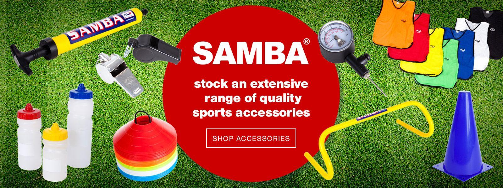 Samba Accessories