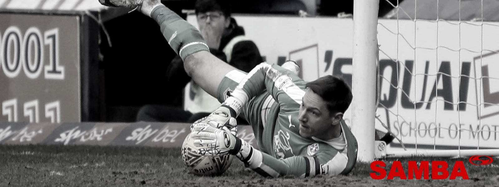 Samba Goal Keeping Gloves