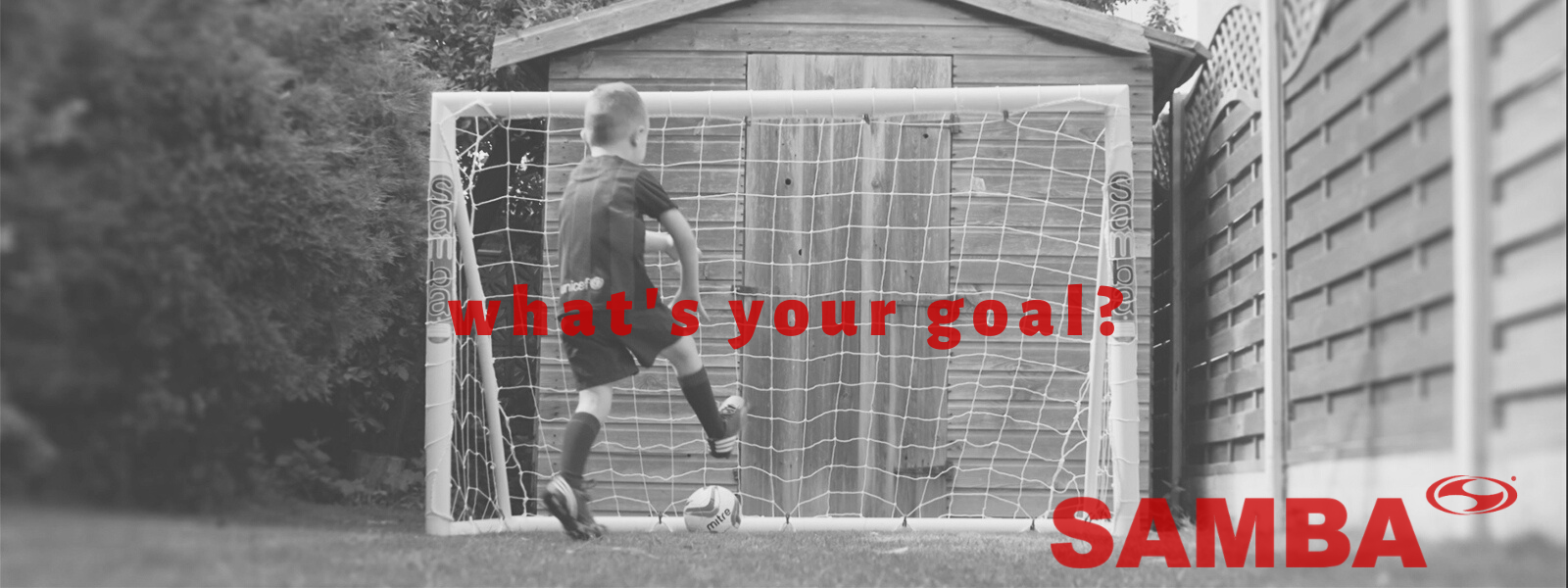 Samba - whats your goal video