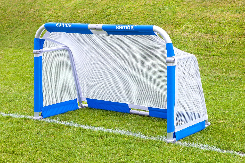 Aluminium Folding Goal 5x3 Football Goal Net Samba Sports Football Goal Post