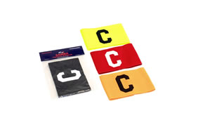 Samba Big C Captains Armbands