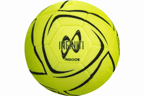 Infiniti Indoor Ball Bright Yellow/Black