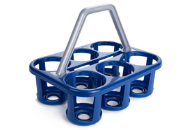 Plastic Water Bottle Carrier