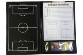 A4 Magnetic Football Coaches Folder