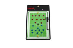 Samba Soccer Coach's Clipboard