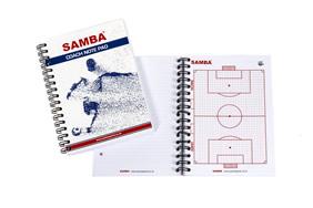 Samba Coach's Notepad