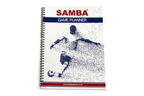 Samba A4 Game Planner
