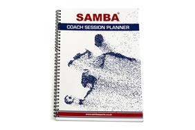 Samba A4 Session Planner