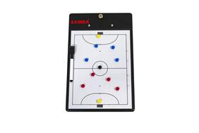 Samba Futsal Coach's Clipboard
