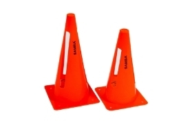 """Collapsible Marker Cones 9"""" and 12"""""""