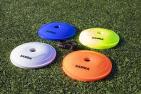Samba Flat Marker set