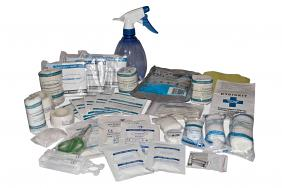 Refill for first aid bag