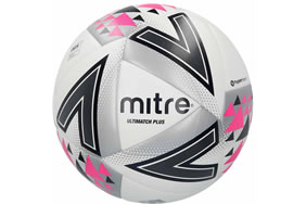 Mitre Ultimatch Hyperseam Plus Match Football