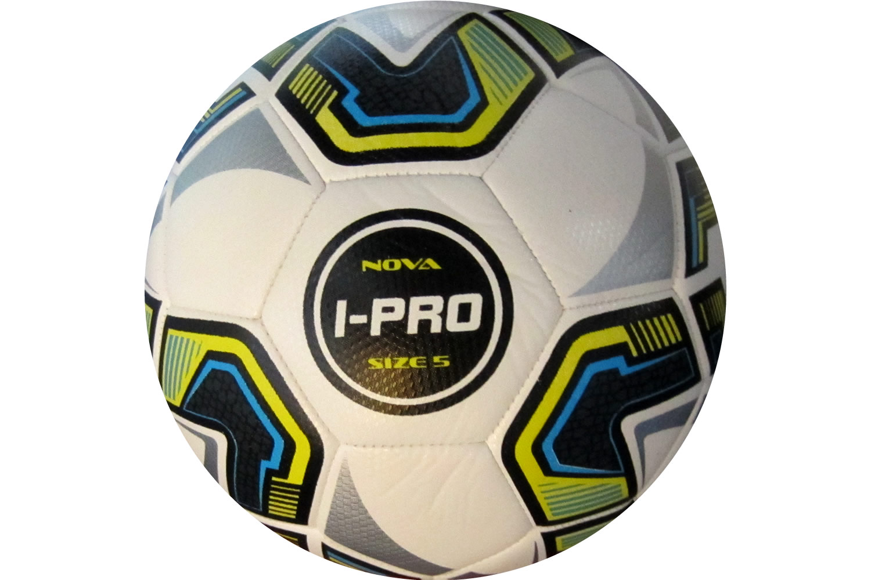 I-pro Nova Football - White/blue/yellow