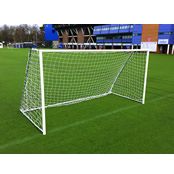 12ft x 6ft Aluminium 60mm Lightweight Folding Goal Package