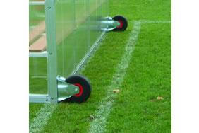 MH Standard shelter wheels