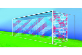 24 x 8 Euro Box Nets Square Mesh Two Coloured or All White