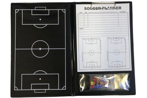 A4 Magnetic Football Coaches Folder