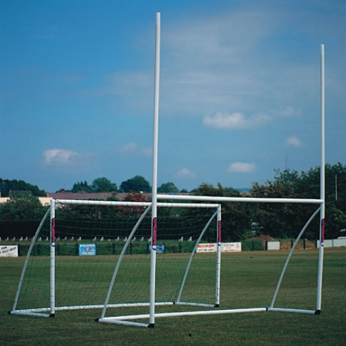 Conversion Kit - 12'x6' Soccer Post to Rugby Post