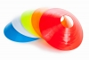 Set of 50 multi-coloured training markers available from Samba Sports