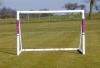 6ft x 4ft Trainer Goal is an ideal choice for children playing football in the garden/ park/ beach available from Samba Sports
