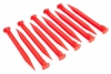 Plastic Net Pegs - Set of 10