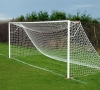 Full Size 60mm & 76mm Steel Football Goals Socketed