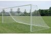 Junior Size 60mm & 76mm Steel Football Goals Socketed
