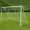 12ft x 6ft 63.5mm Aluminium Socketed Goal Package