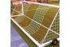 12ft x 4ft & 16ft x 4ft 5 aside Premium Easylift Aluminium Goal Package