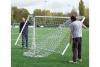 Goal folded away
