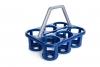plastic water bottle carrier - holds 6 bottles available from Samba Sports