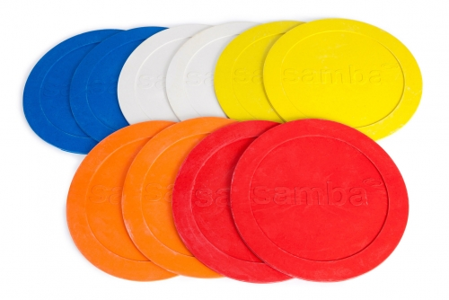 Flat Disc Markers