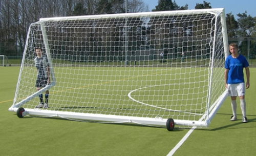16' x 6' Self Weighted Aluminium Goal Package