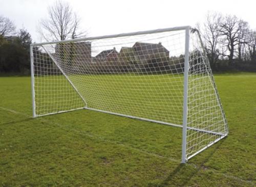 Steel 9v9 Freestanding Goal 16 x 7 FOLDING