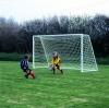 12 x 6 mini soccer aluminium goal folding back tubes