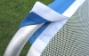 5 x 3 Folding Aluminium Mesh Net with velcro fastening