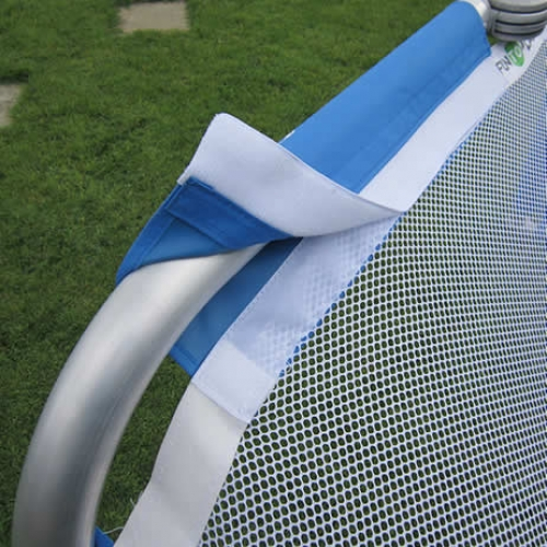 5' x 3' Folding Aluminium Mesh Net with velcro fastening