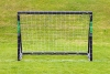 6' x 4' Goal Locking Corners BLACK