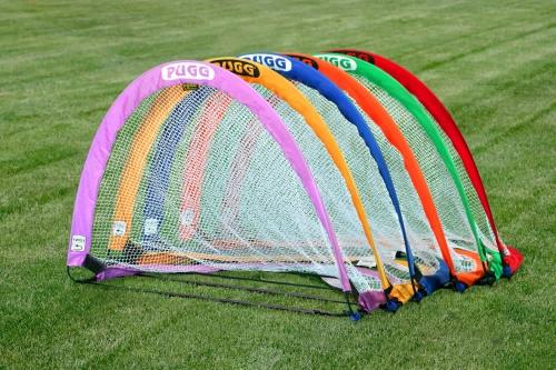 Pugg Goal 6' - Colour pack - 6 goals