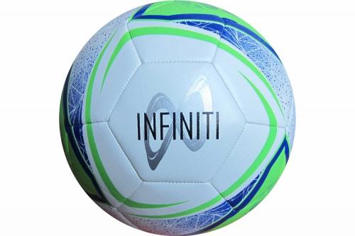 Infiniti Training Ball White/Blue/Green