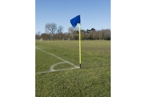 Spring Loaded Corner Flag- Set of 4