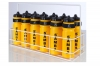 12 Bottle Plastic Coated Wire Carrier