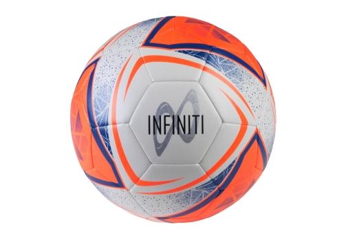 Infiniti Training Ball White/Fluo Orange/Blue